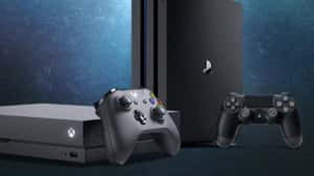 Κλιμακώνεται ο εμπορικός ανταγωνισμός μεταξύ του PlayStation 5 και του Xbox