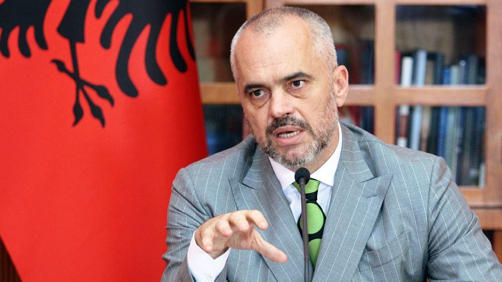 Αλβανία: Ο πρωθυπουργός Ράμα ανέλαβε και το ΥΠΕΞ