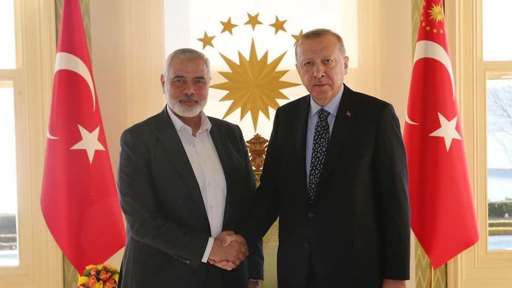 Telegraph: Η Τουρκία δίνει υπηκοότητα σε υψηλόβαθμα επιχειρησιακά στελέχη της Χαμάς