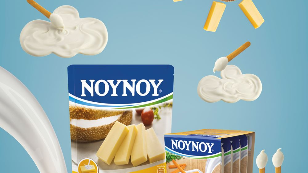 Η FrieslandCampina Hellas – NOYNOY φέρνει τη νέα εποχή στο snacking με υγιεινά και θρεπτικά σνακ τυριού