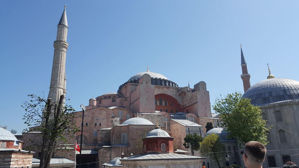 Αυστρία: Η απόφαση της Άγκυρας για την Αγία Σοφία απομακρύνει την Τουρκία από την Ευρώπη
