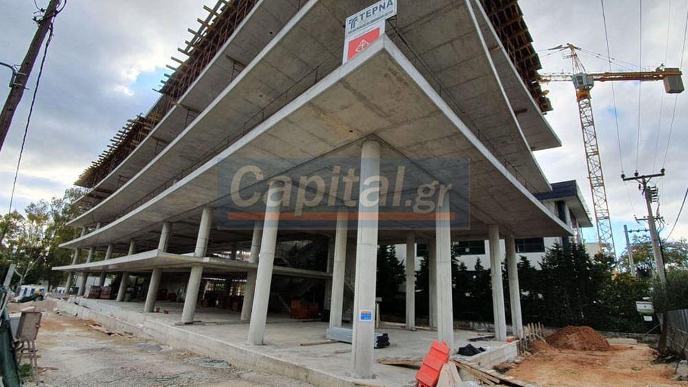 Prodea Investments, Φραγκοκλησσιάς,Μαρούσι