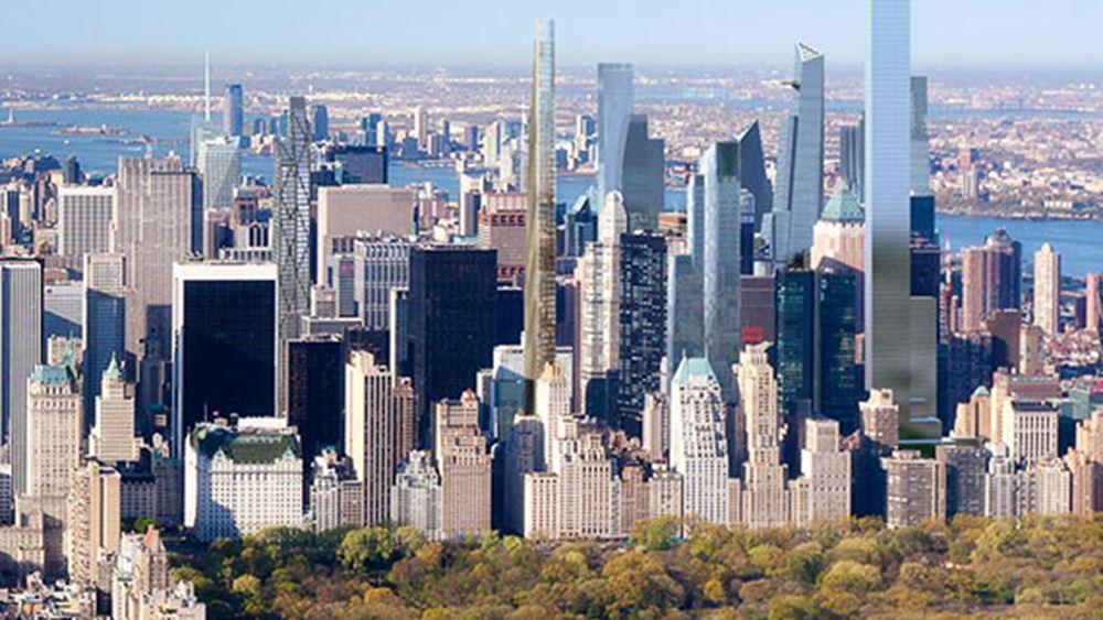 """Οι ξένοι επενδυτές """"πλημμυρίζουν"""" την αγορά ακινήτων της Νέας Υόρκης"""