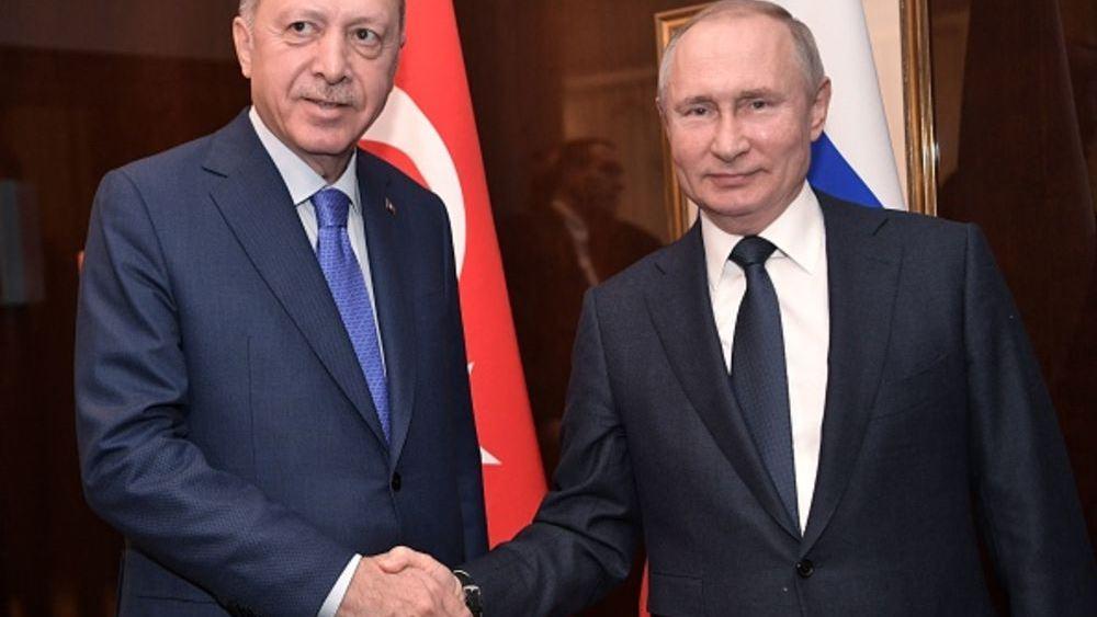 Ο Πούτιν αρχίζει να ανακαλύπτει τι σημαίνει να είναι κανείς φίλος του Ερντογάν