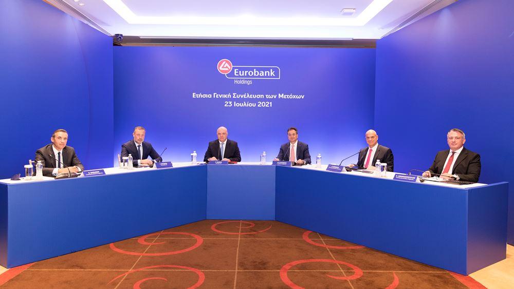 Οι τρεις πυλώνες στρατηγικής ανάπτυξης της Eurobank