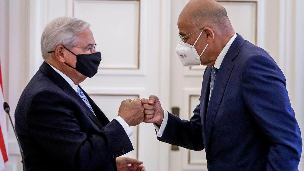 Μενέντεζ: Ο Ερντογάν δεν ανταποκρίθηκε στις ελπίδες μας - Δένδιας: Στο καλύτερο επίπεδο οι σχέσεις με ΗΠΑ