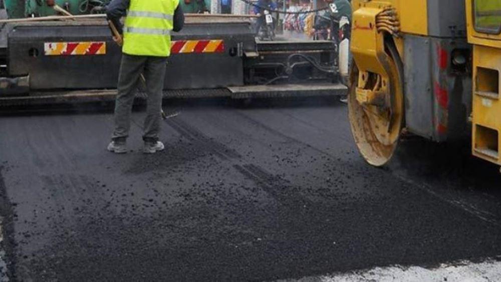 Περιφέρεια Αττικής: Ξεκινούν αύριο έργα ασφαλτόστρωσης κεντρικών οδών του Δήμου Αθηναίων