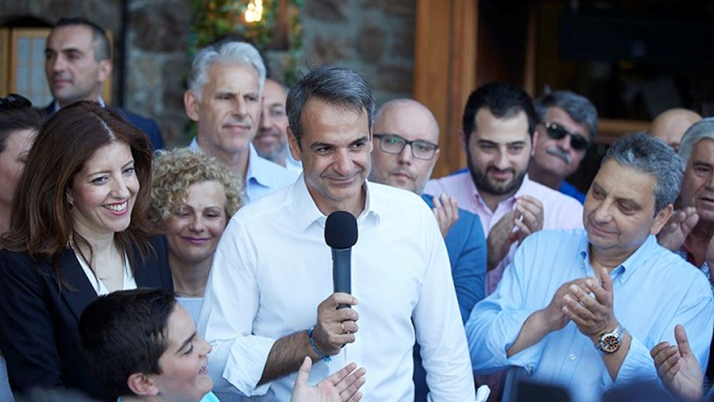 Μητσοτάκης στο CNBC: Είναι μια σημαντική νίκη για την Ευρώπη