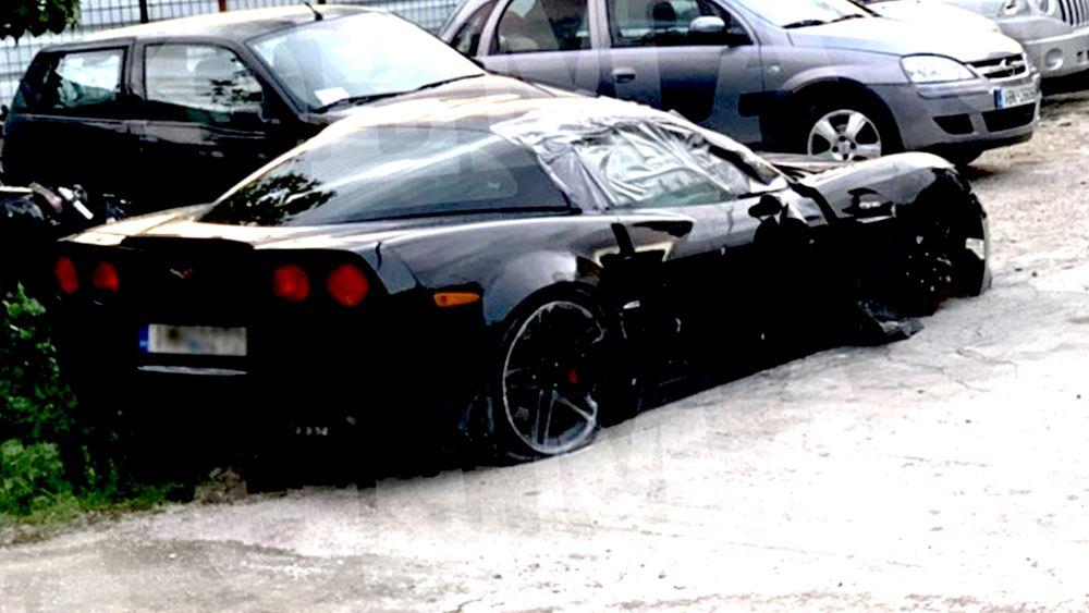 Βαρύ κακούργημα για τον οδηγό της Corvette που σκότωσε τον 25χρονο μοτοσικλετιστή στη Γλυφάδα