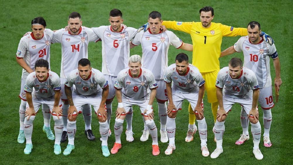 Βορεια Μακεδονια Euro 2020
