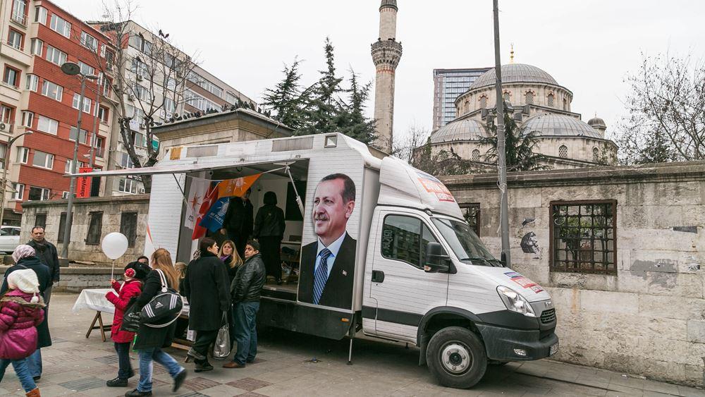 """""""Πέφτει"""" ο Ερντογάν σύμφωνα με τις δημοσκοπήσεις - Στην πρώτη θέση η συμμαχία κεμαλιστών - Ακσενέρ"""