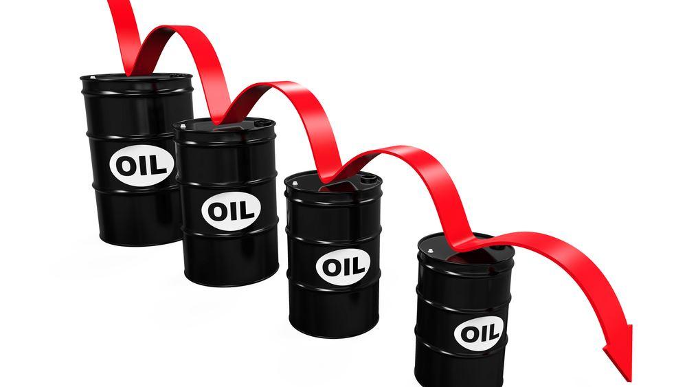 """Πετρέλαιο: Η """"βουτιά"""" της Τρίτης είναι πιο τρομακτική από το αρνητικό κλείσιμο της Δευτέρας"""