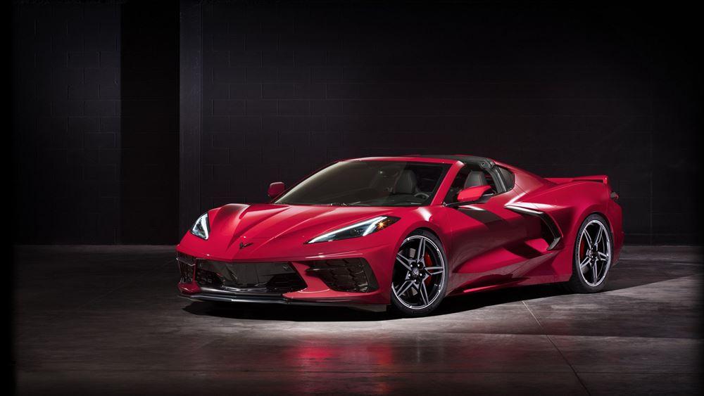 H νέα Chevrolet Corvette κόβει την ανάσα