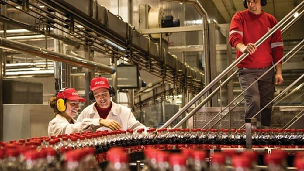 Coca - Cola 3E: Σημαντικές επενδύσεις σε υποδομές και στην υποστήριξη της νέας γενιάς