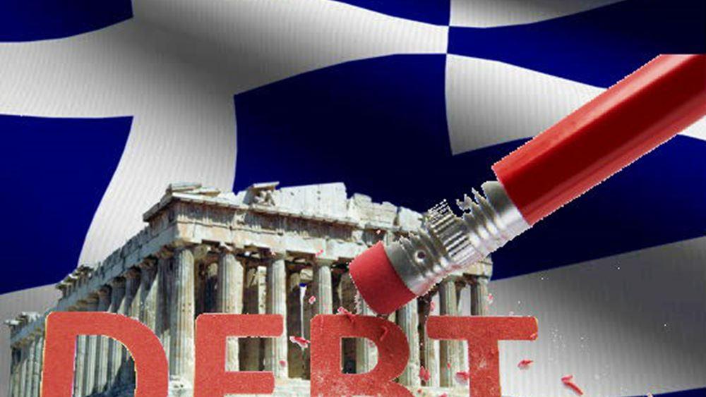 Αναβολή συζήτησης για το χρέος, αλλά η σιωπηρή αναδιάρθρωση έχει αρχίσει