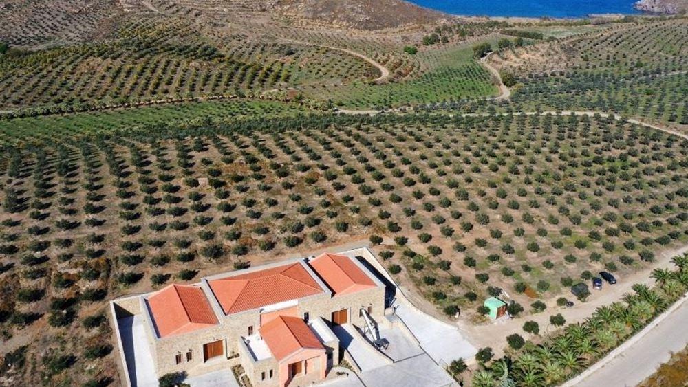 """Μυτιλήνη: Μια """"πράσινη"""" επένδυση στη δυτική Λέσβο"""