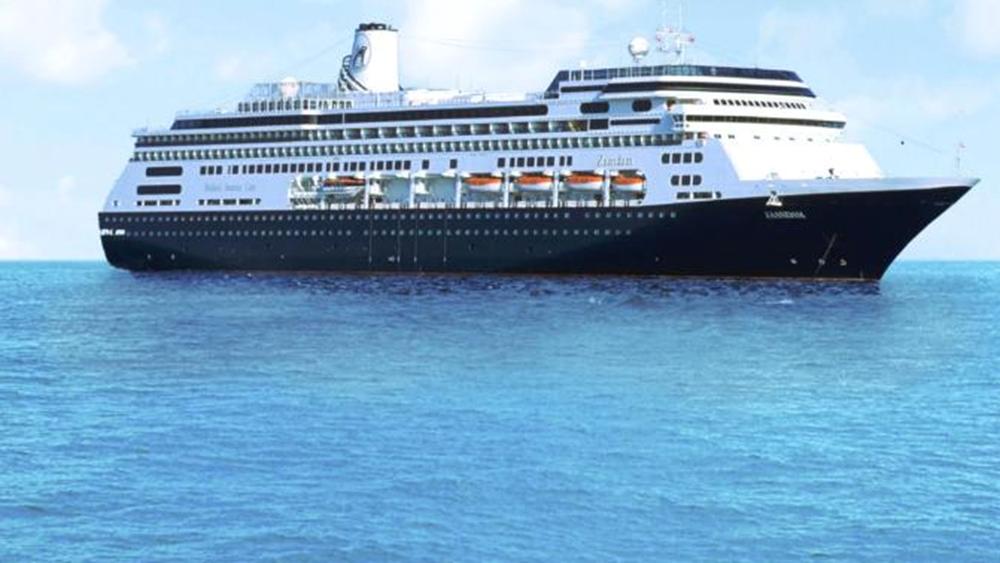 ΗΠΑ-κορονοϊός: Το κρουαζιερόπλοιο Zaandam με τους ασθενείς επιβάτες του ελλιμενίσθηκε στη Φλόριντα
