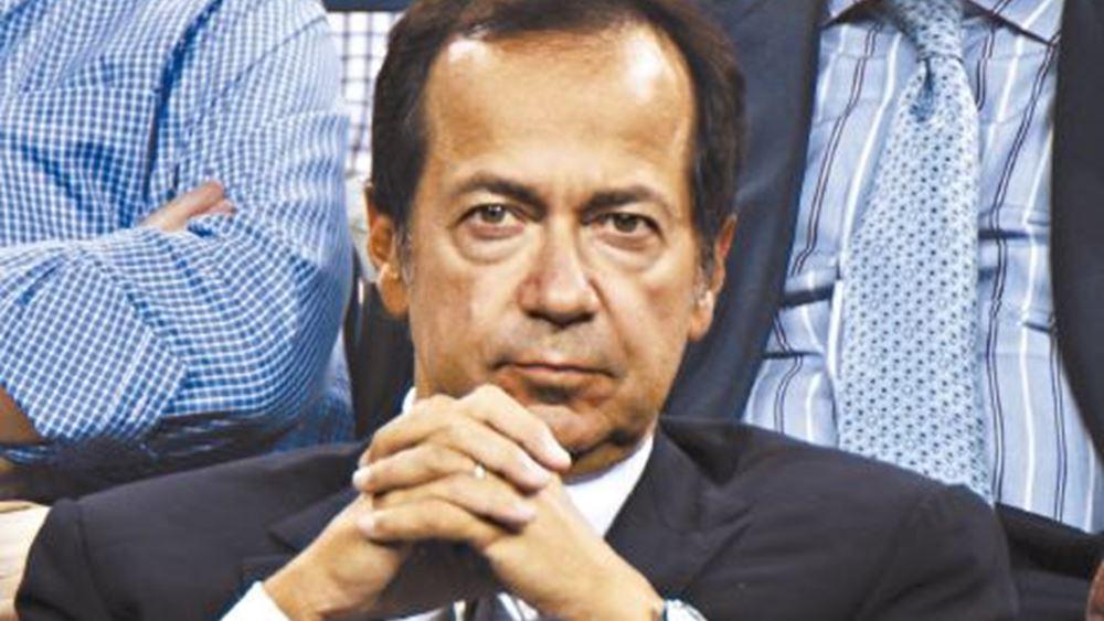 Bloomberg: Paulson, Helikon Investment και Αριστοτέλης Μυστακίδης στην ΑΜΚ της Πειραιώς