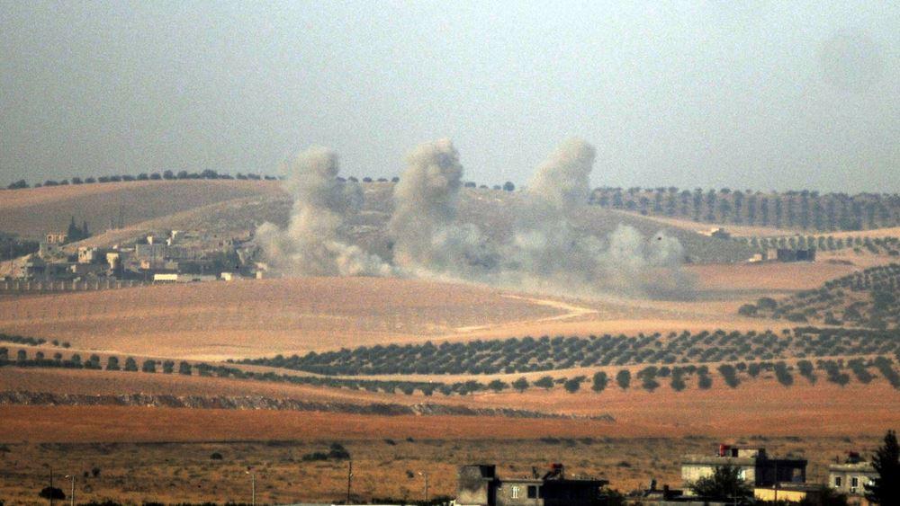 Συρία: Επτά νεκροί από έκρηξη παγιδευμένου οχήματος στην πόλη Ρας αλ Αΐν
