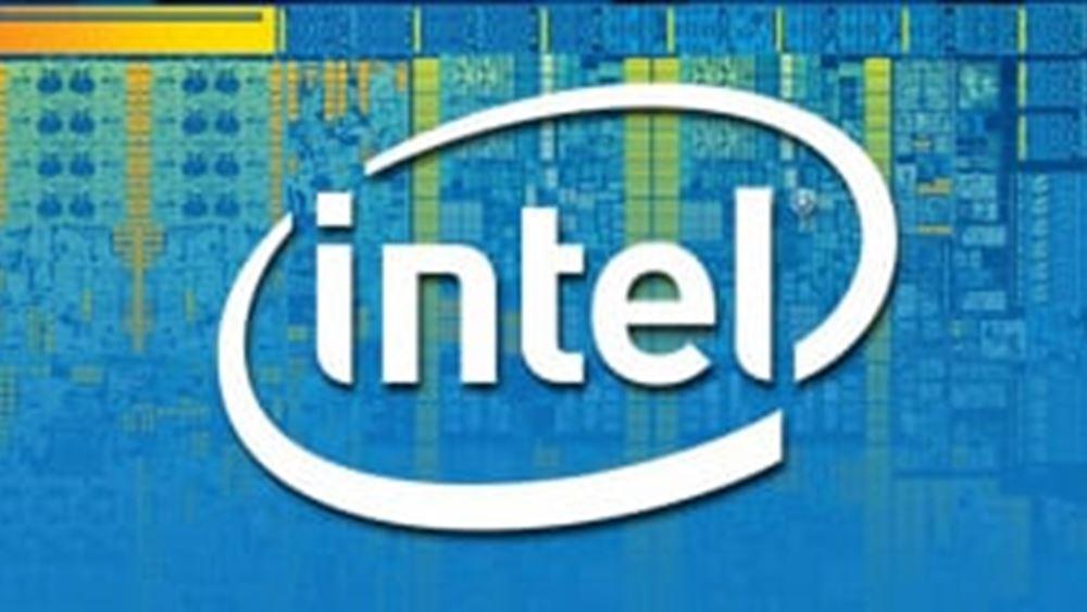 Intel: Καλύτερα των εκτιμήσεων μεγέθη στο α' τρίμηνο