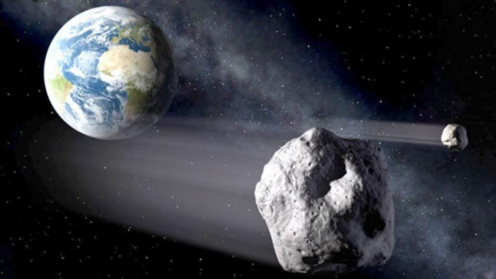 Αστεροειδής μεγέθους μεγάλης πολυκατοικίας θα περάσει σήμερα ανάμεσα στη Γη και στη Σελήνη