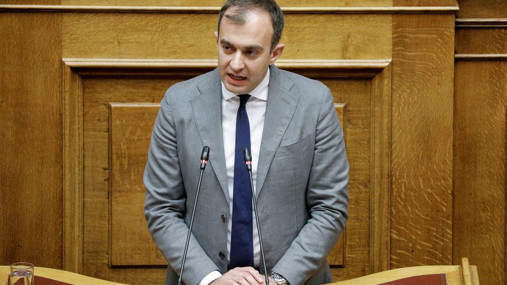 """Πολιτική Συνέλευση ΕΛΚ - Τ. Χατζηβασιλείου: """"Τουρκία και Λιβύη δεν έχουν απέναντι ακτές - Η Άγκυρα οφείλει να σεβαστεί το διεθνές δίκαιο"""""""