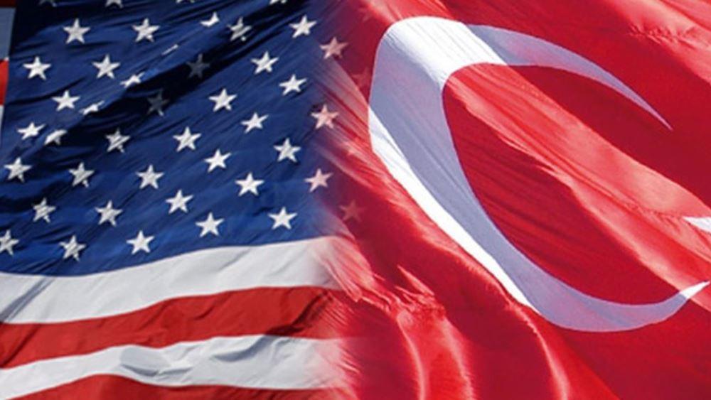 Πρέσβης ΗΠΑ στην Άγκυρα: Σίγουρες οι κυρώσεις προς Τουρκία - Το πρόβλημα είναι πολιτικό