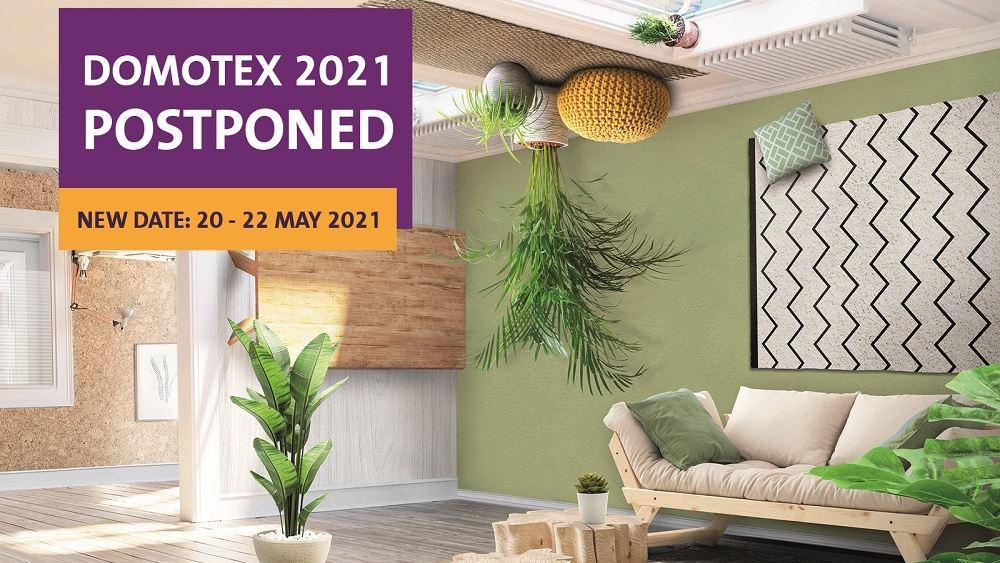 Αναβάλλεται για 20-22 Μάϊου 2021 η Διεθνής Έκθεση Επίστρωσης Δαπέδων, DOMOTEX