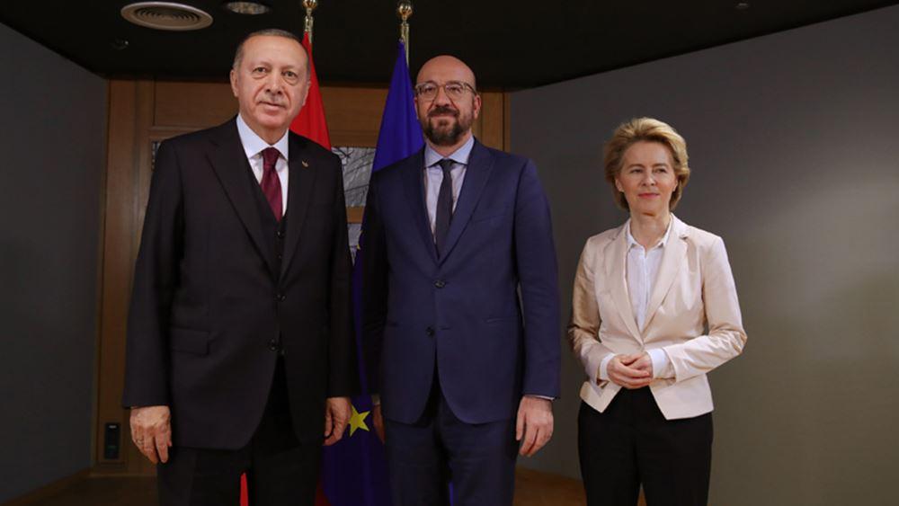 Die Welt: Να αποσύρει τώρα η ΕΕ όλους τους πρέσβεις των κρατών - μελών από την Τουρκία
