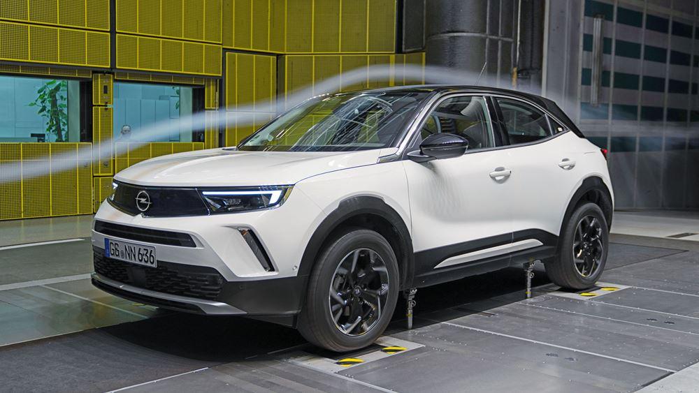 Ασκήσεις… αεροδυναμικής από το νέο Opel Mokka