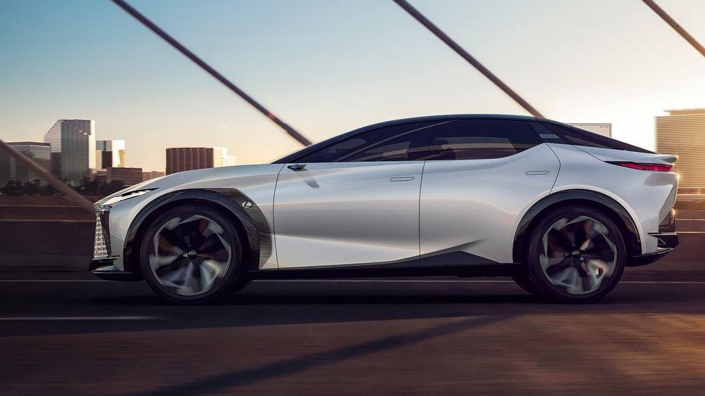 Πρεμιέρα για το Lexus LF-Z Electrified