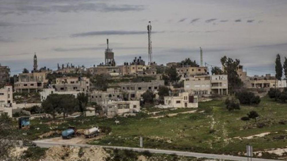 Νκερός Παλαιστίνος στη Δυτική Όχθη