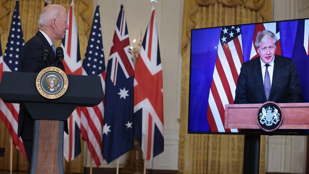 Μπόρις Τζόνσον: Σταθερότατη η σχέση Βρετανίας-Γαλλίας
