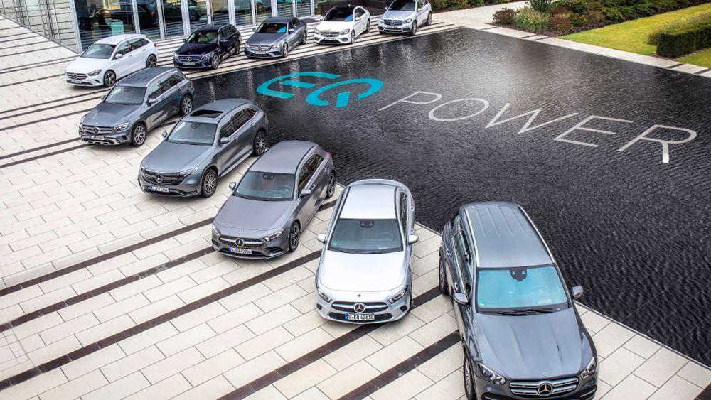 Οι επιδόσεις της Mercedes σε Ελλάδα και κόσμο το 2020