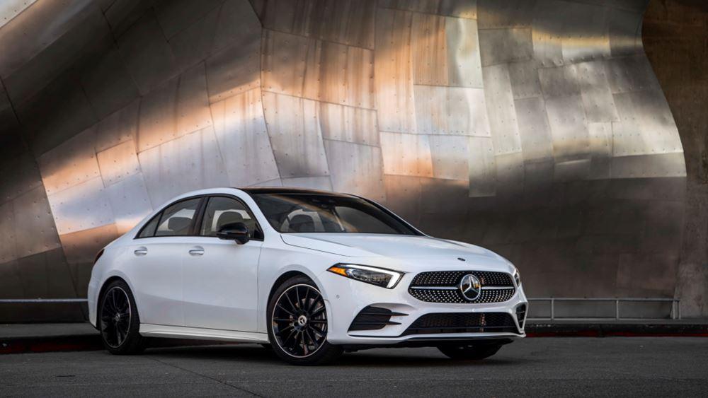 Mercedes-Benz: Ήρθε στην Ελλάδα η νέα A-Class Sedan