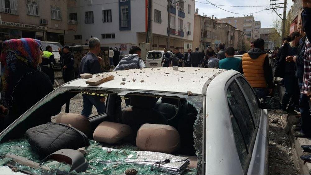 Έκρηξη με 7 νεκρούς στο Ντιγιάρμπακιρ