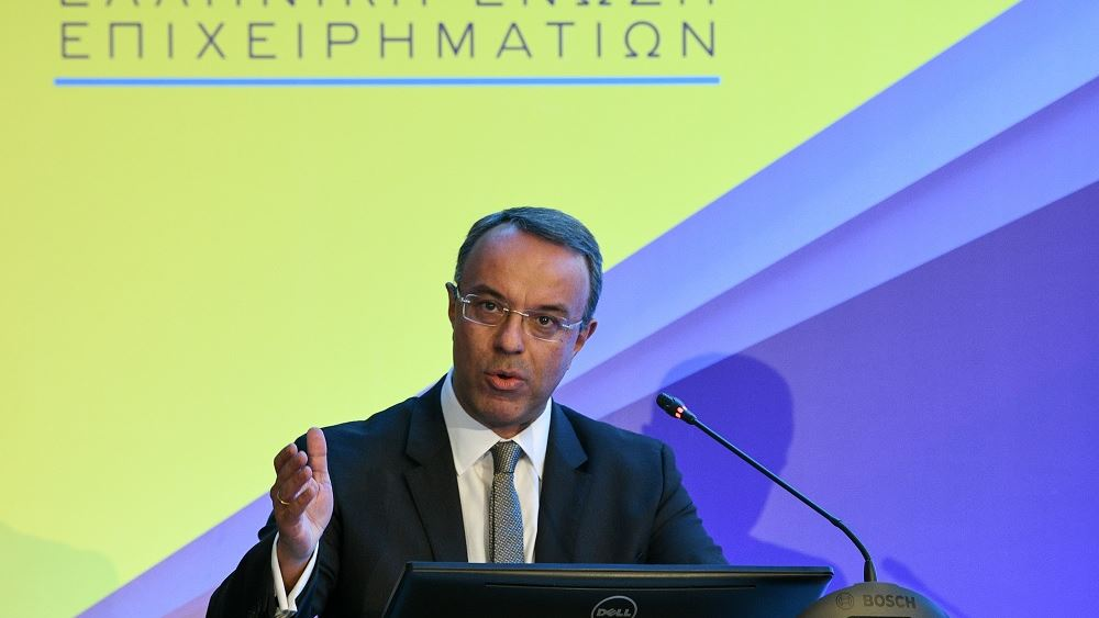 Συνάντηση Σταϊκούρα με τον νέο Επίτροπο Οικονομικών Υποθέσεων Paolo Gentiloni
