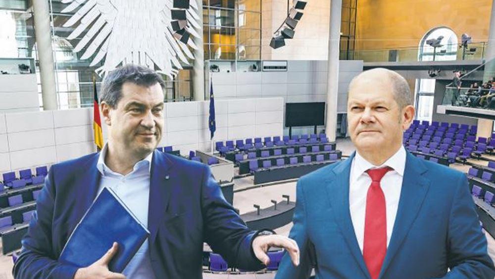 Σε προεκλογική τροχιά το Βερολίνο εν μέσω κορονο-κρίσης
