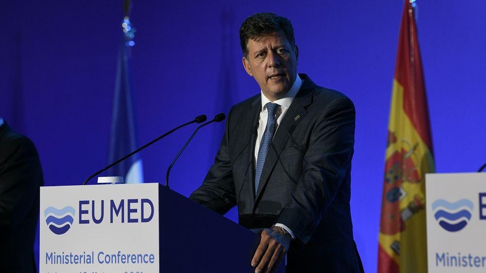 Βαρβιτσιώτης Τουρκια EU Med7