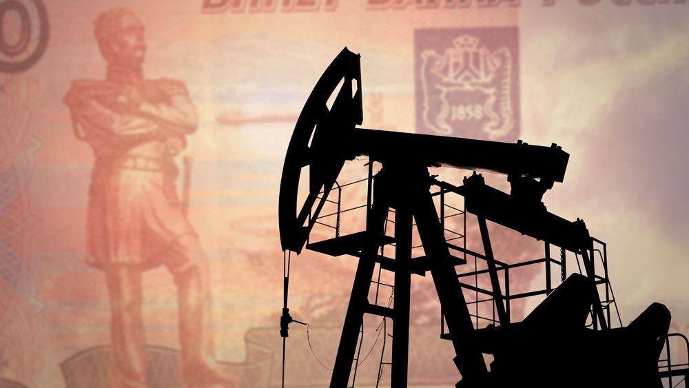 Οι εξαγωγές πετρελαίου της Ρωσίας αναμένεται να είναι μειωμένες κατά 16,4% το 2020
