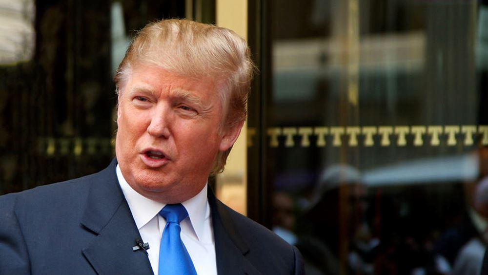 Τραμπ: Νωρίτερα του αναμενόμενου οι πρώτες υπογραφές στην εμπορική συμφωνία με την Κίνα