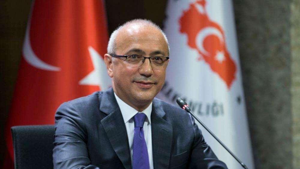 Ανακοινώθηκε ο νέος υπουργός Οικονομικών της Τουρκίας - Ποιος είναι ο Λουτφί Ελβάν