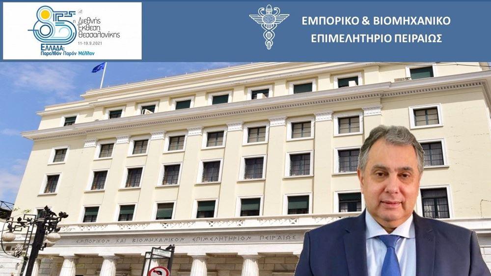 Προτάσεις ελάφρυνσης των επιχειρήσεων και ανάκαμψης της οικονομίας από το ΕΒΕΠ