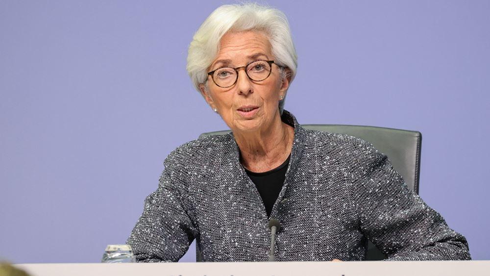 Κριστίν Λαγκάρντ: Θα κάνουμε ό,τι χρειαστεί για να αντιμετωπιστεί το οικονομικό σοκ