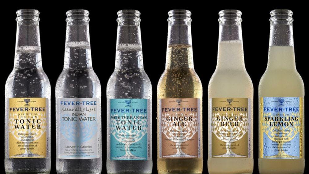Fevertree Drinks: Αυξήθηκαν τα κέρδη στο εξάμηνο, προειδοποιεί για το κόστος μεταφοράς