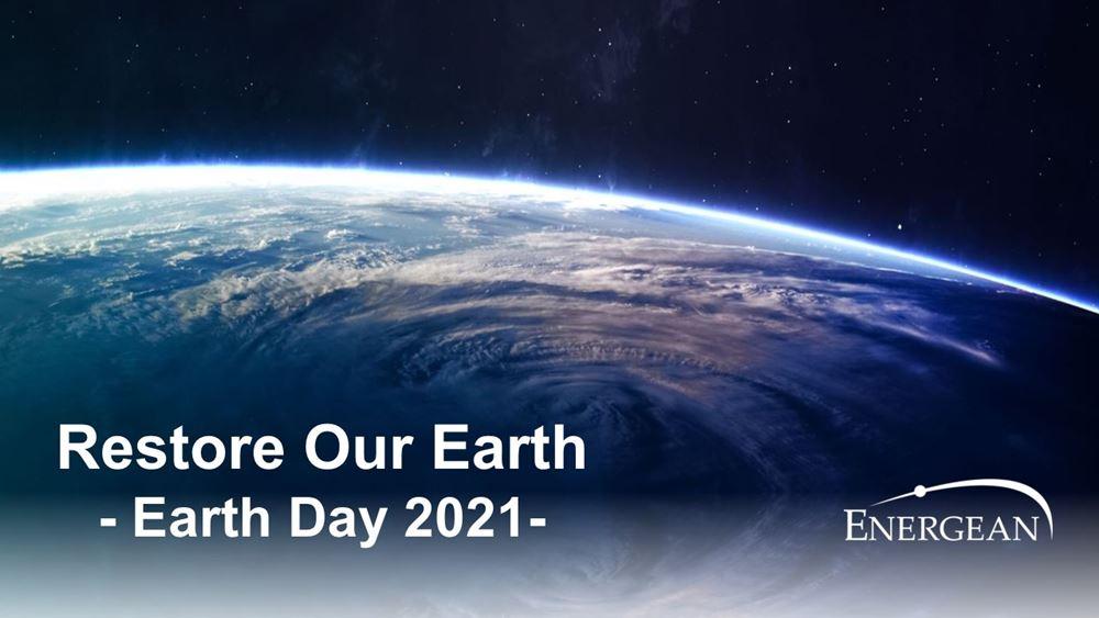 Ημέρα της Γης: Η Energean παρουσιάζει την πολιτική της                                         για την Κλιματική Αλλαγή