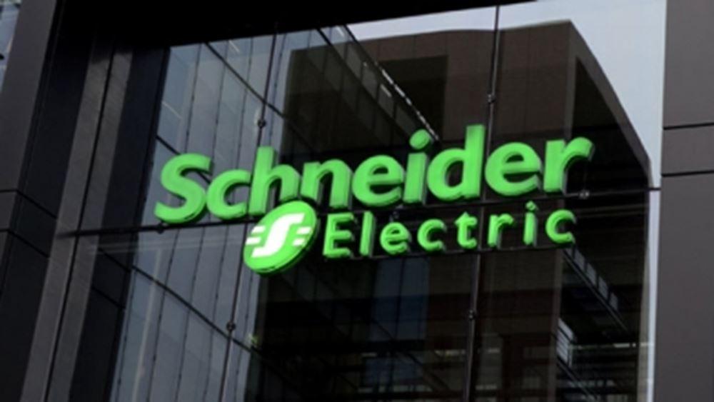 Αναβαθμίζει τους στόχους για το 2017 η Schneider Electric