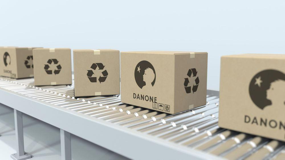 Danone SA: Ανακοίνωσε μείωση πωλήσεων στο α΄ τρίμηνο