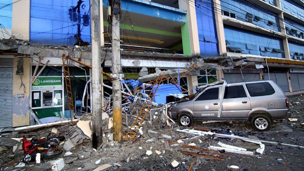 Φιλιππίνες: Ογδόντα πέντε οι νεκροί από τις κατολισθήσεις και τις πλημμύρες στη χώρα