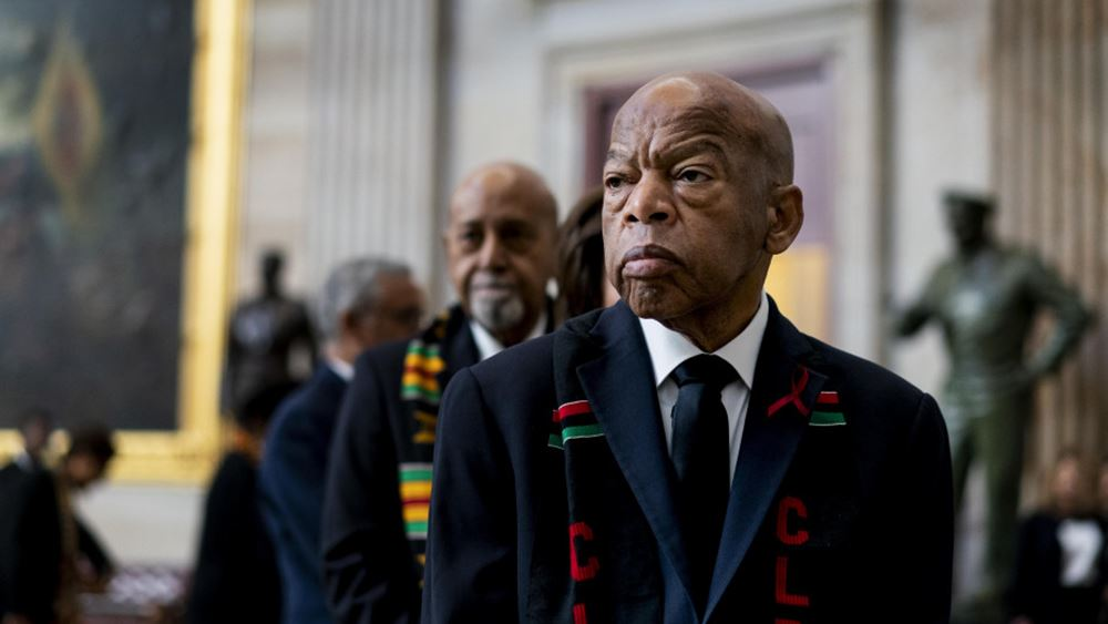 ΗΠΑ: Απεβίωσε ο βουλευτής Τζον Λιούις, πρωτοπόρος του κινήματος πολιτικών δικαιωμάτων